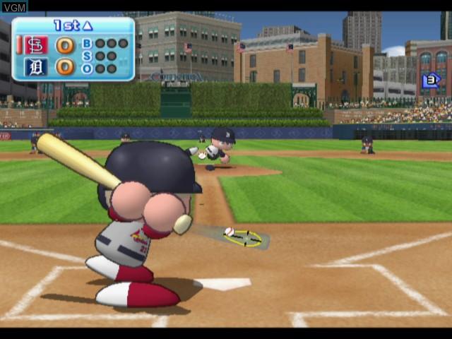 Jikkyou Powerful Pro Yakyuu Wii