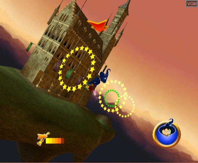 Billy the Wizard - Rocket Broomstick Racing