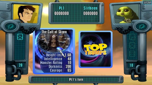 Top Trumps - Dr. Who