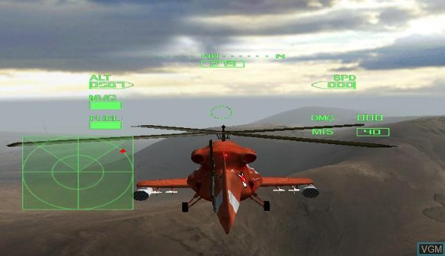 Twin Strike - Operation Thunder