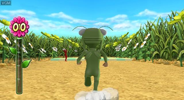 Haneru no Tobira Wii - Girigirissu