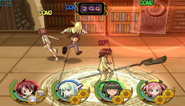 Mahou Sensei Negima!? Neo-Pactio Fight!!