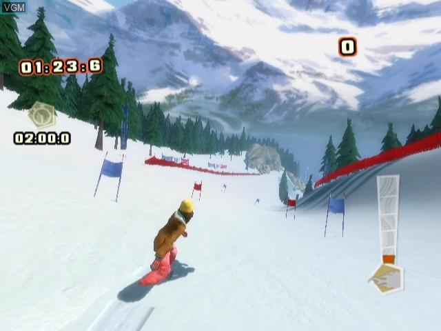 Shaun White Snowboarding - Road Trip