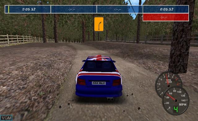 Rally Racer