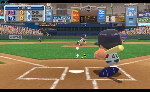 Jikkyou Powerful Major League 2009