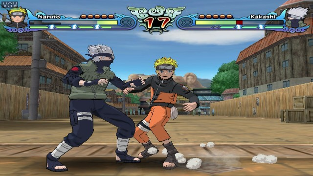 Naruto Shippuden - Clash of Ninja Revolution 3