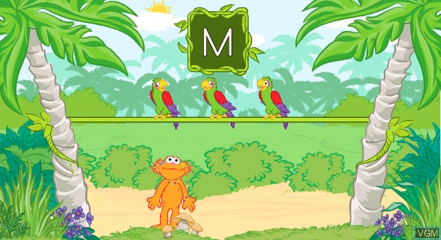 Sesame Street - Elmo's A-to-Zoo Adventure