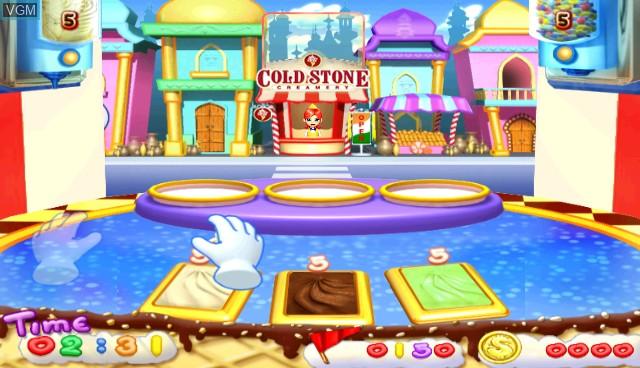 Cold Stone Creamery - Scoop It Up