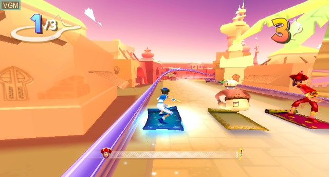 Aladdin - Magic Racer