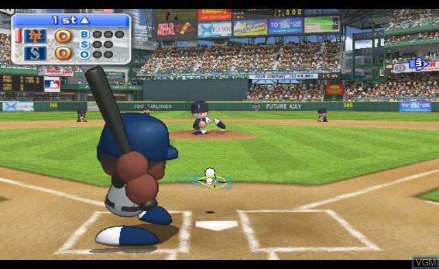 Jikkyou Powerful Major League 3