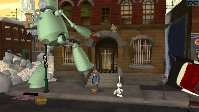 Sam & Max - Season Two - Beyond Time and Space