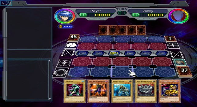 Yu-Gi-Oh! 5D's - Master of the Cards