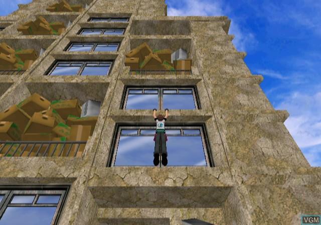 Crazy Climber Wii