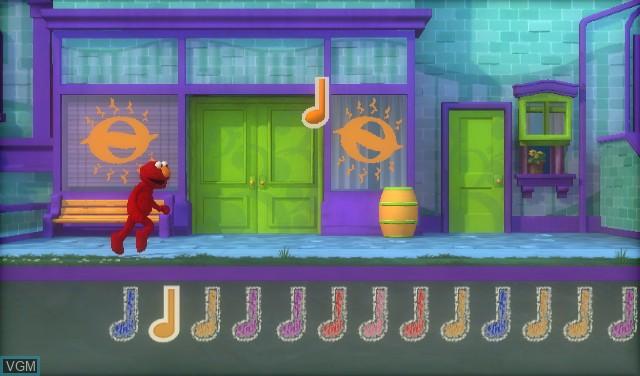 Sesame Street - Elmo's Musical Monsterpiece