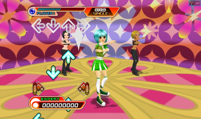 Dance Dance Revolution - Hottest Party