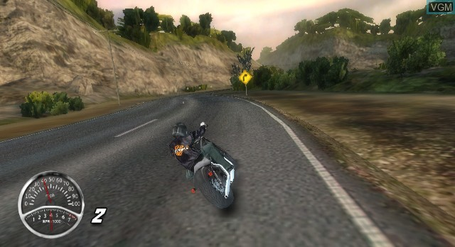 Harley Davidson - Road Trip