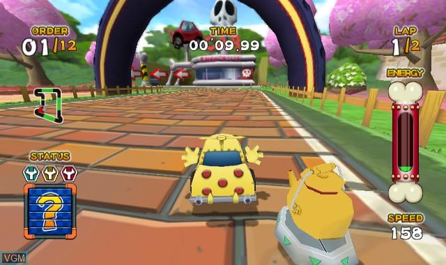 Yattaman Wii Bikkuridokkiri Machine De Mou Race Da Koron
