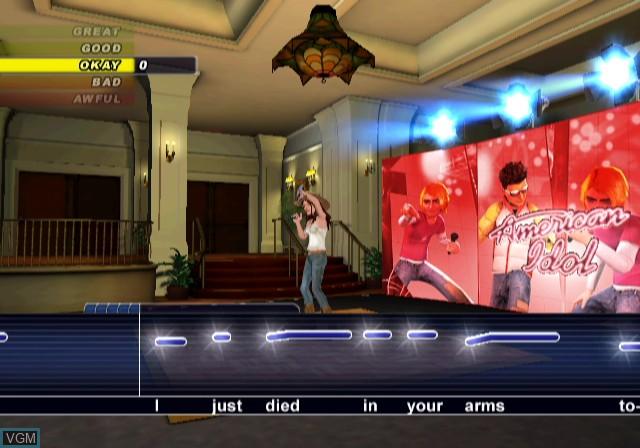 Karaoke Revolution Presents - American Idol Encore