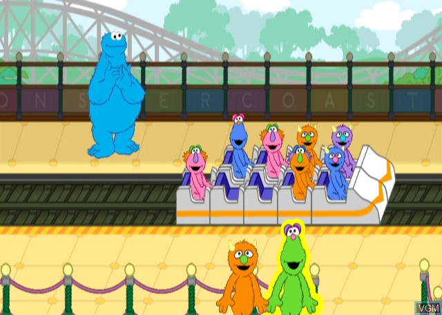 Sesame Street - Cookie's Counting Carnival