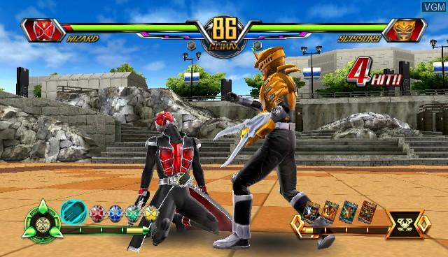 Kamen Rider Super Climax Heroes