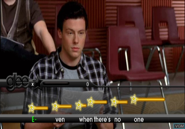 Karaoke Revolution Glee Volume 2