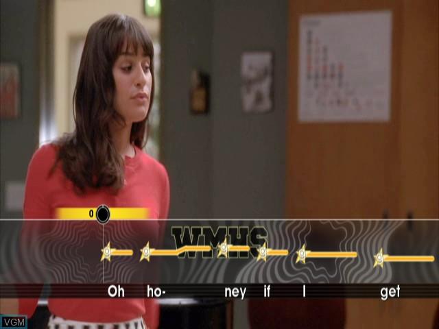 Karaoke Revolution Glee Volume 3
