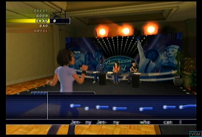 Karaoke Revolution Presents - American Idol Encore 2