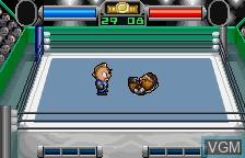 Kinniku Man Second Generations Dream Tag Match