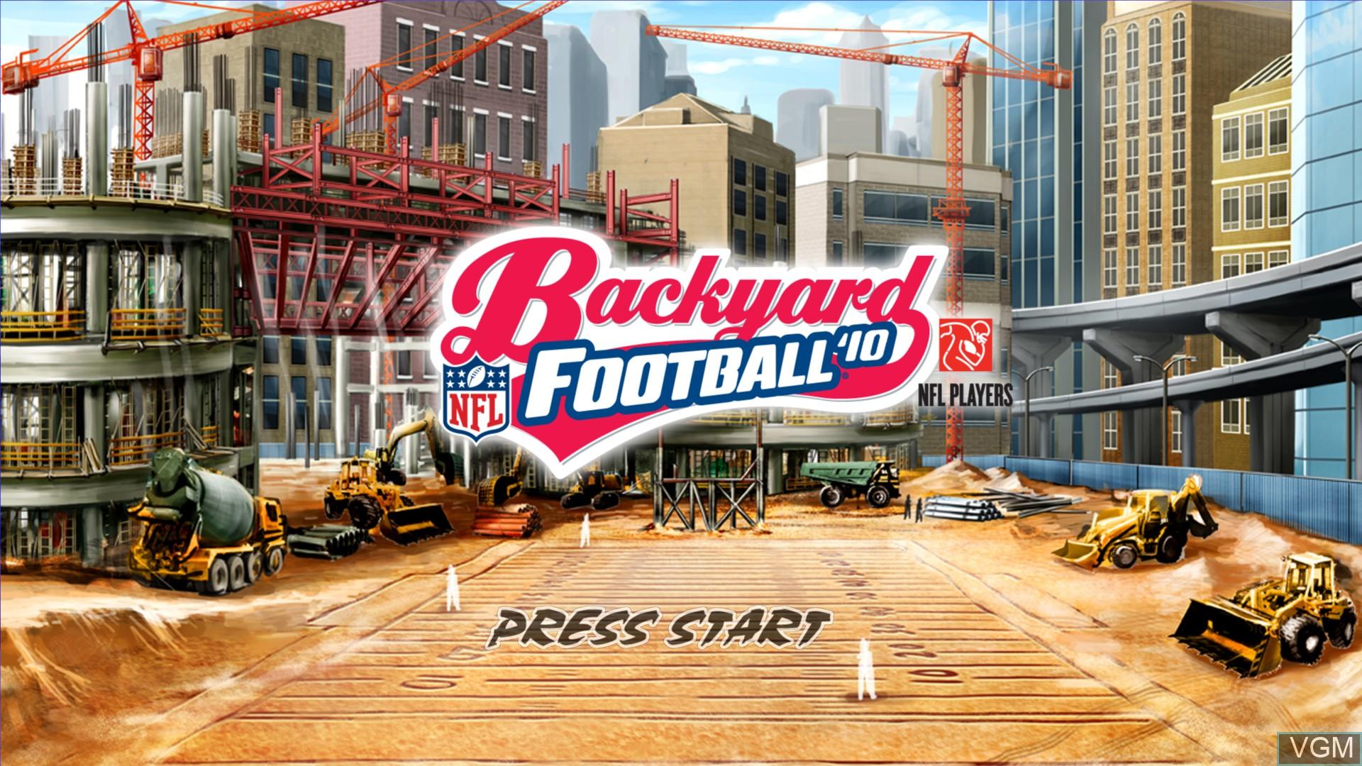 Backyard Football '10 for Microsoft Xbox 360 - The Video ...