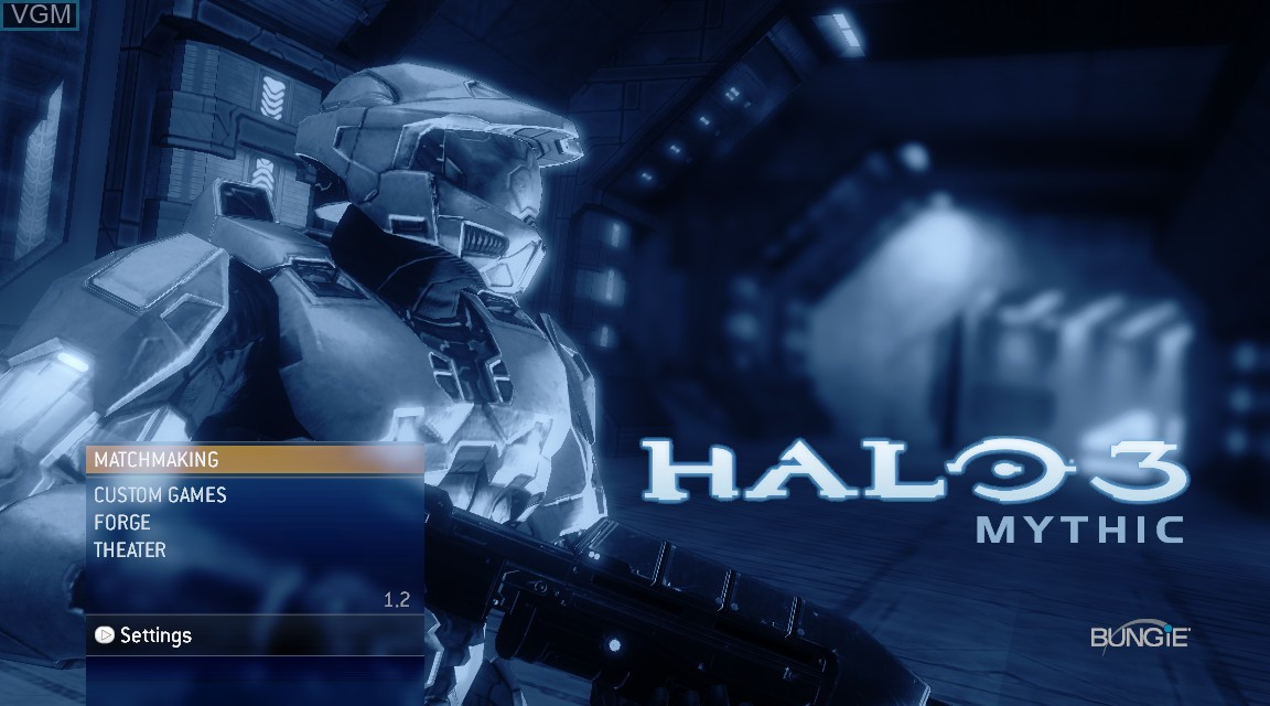 Halo 3 for Microsoft Xbox 360 - The Video Games Museum