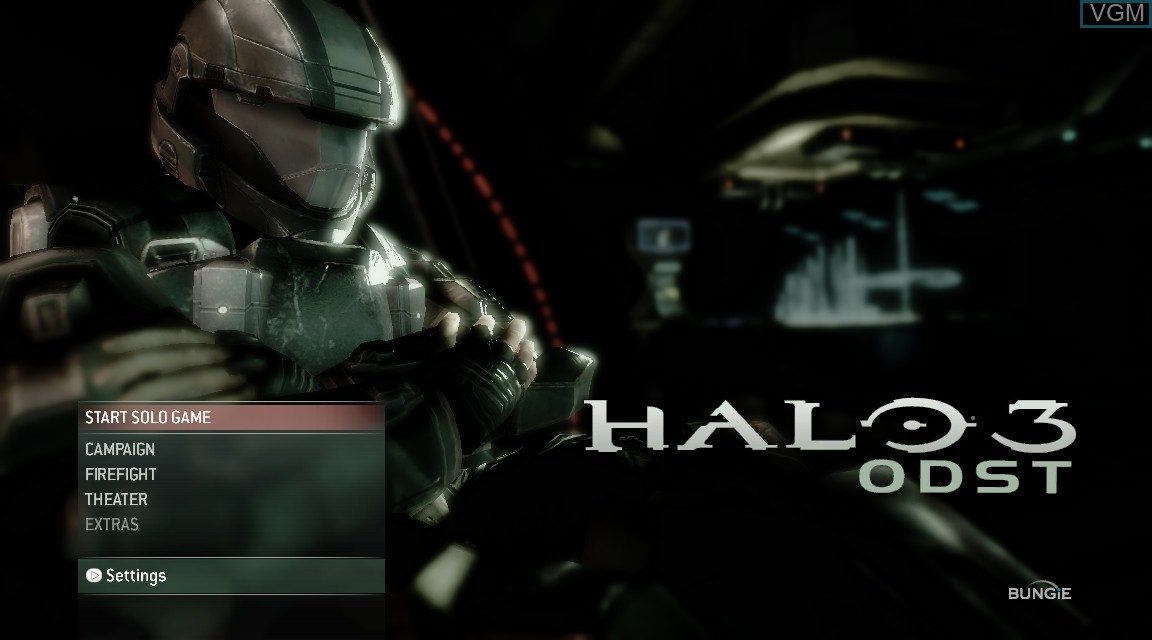Halo 3 - ODST for Microsoft Xbox 360 - The Video Games Museum