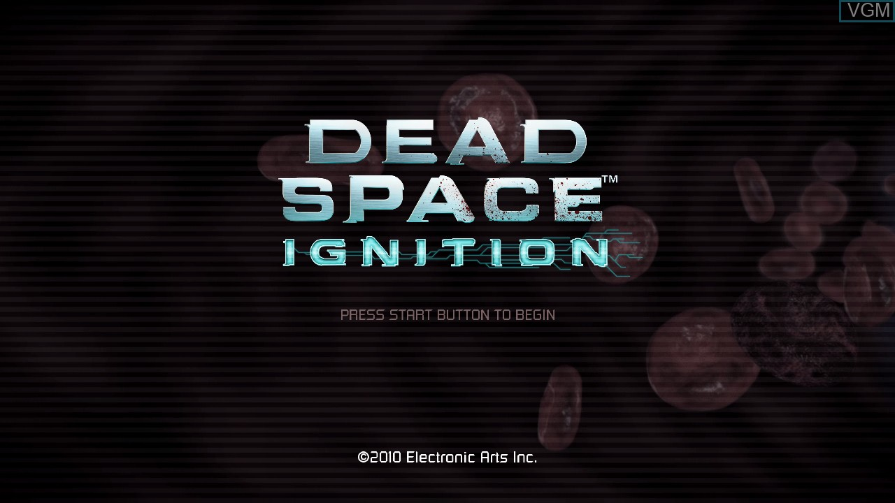 Dead Space Ignition For Microsoft Xbox 360 The Video Games Museum
