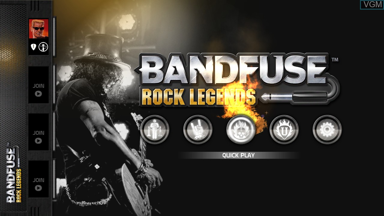 Bandfuse - Rock Legends for Microsoft Xbox 360 - The Video ... on