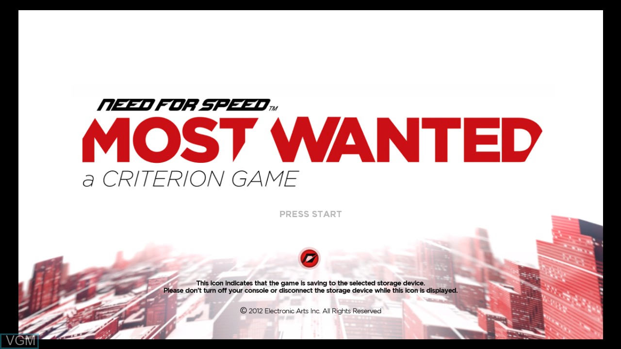 Need For Speed Most Wanted A Criterion Game For Microsoft Xbox