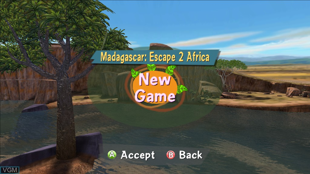 Madagascar Escape 2 Africa For Microsoft Xbox 360 The Video Games Museum