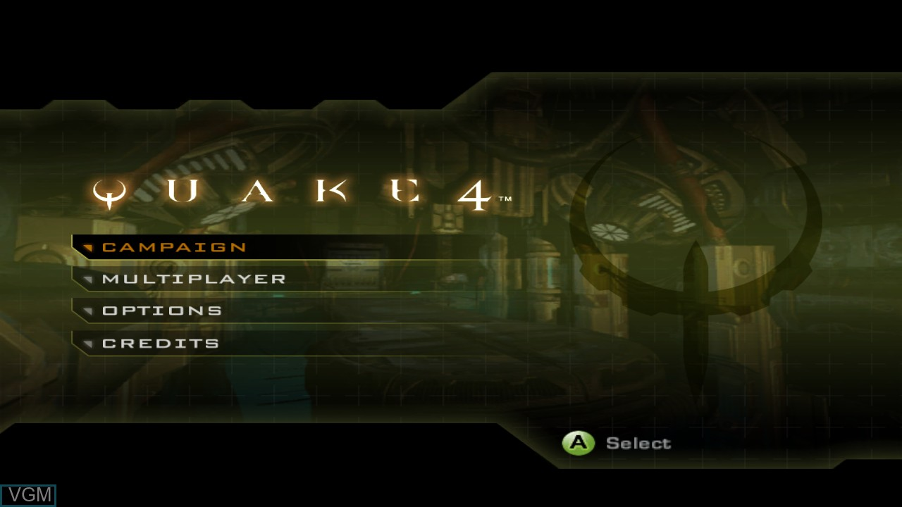Quake 4 for Microsoft Xbox 360 - The Video Games Museum