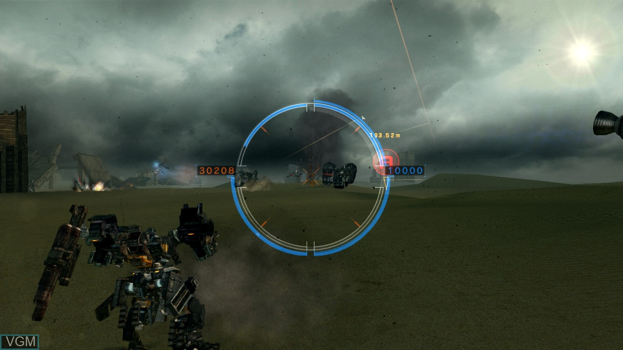 Armored Core - Verdict Day