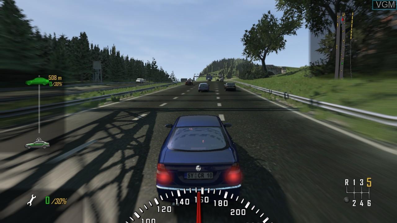 Crash Time - Autobahn Pursuit