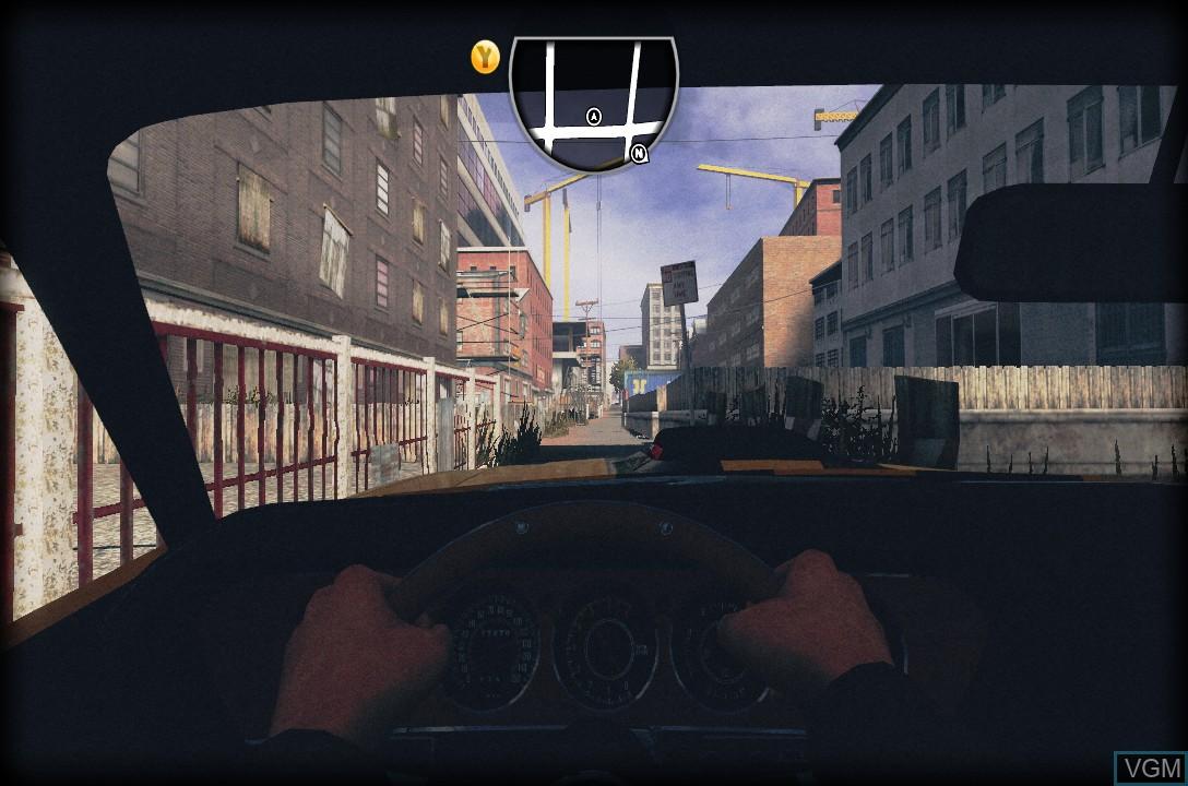 Driver - San Francisco for Microsoft Xbox 360 - The Video
