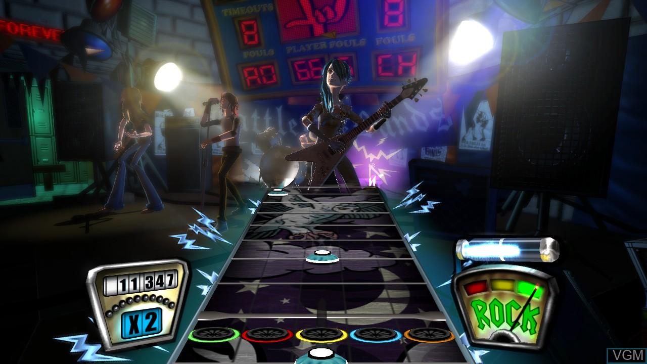 Guitar Hero II for Microsoft Xbox 360 - The Video Games Museum