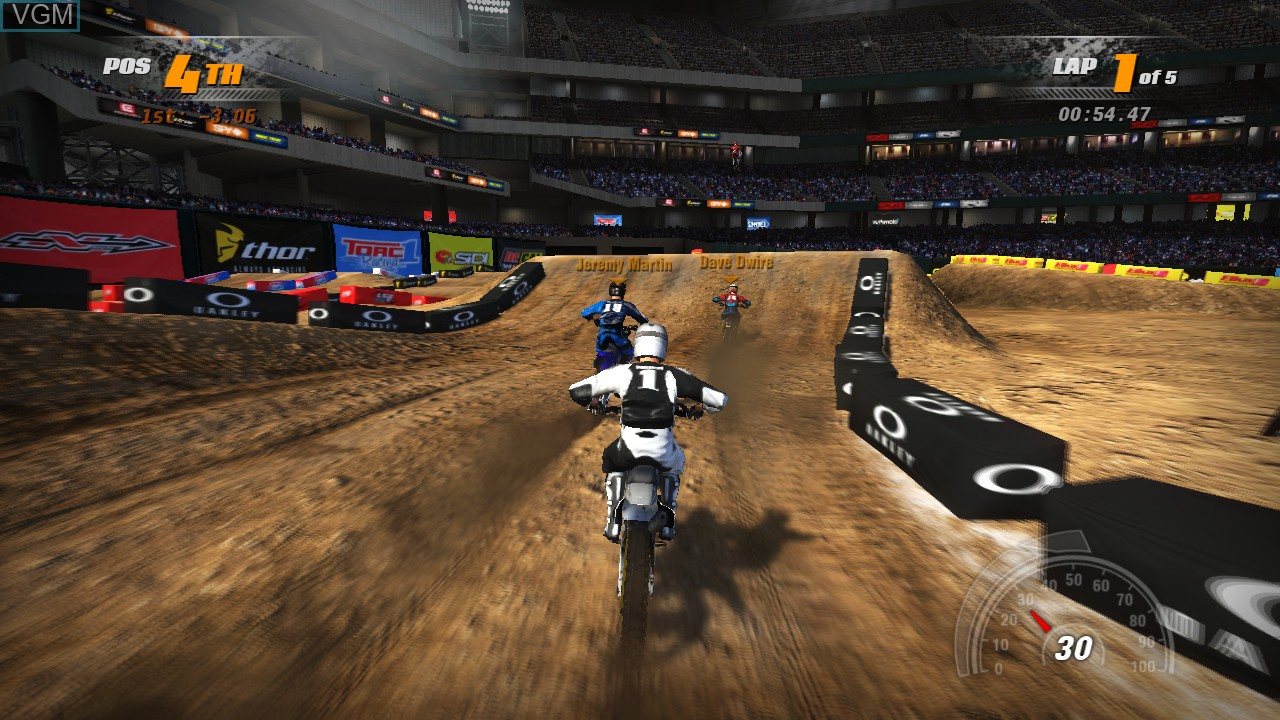 MX Vs ATV - Supercross