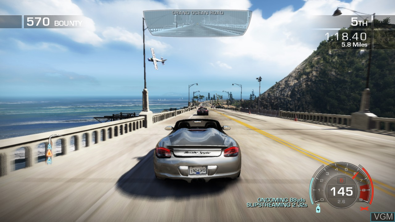 Need For Speed Hot Pursuit For Microsoft Xbox 360 The Video