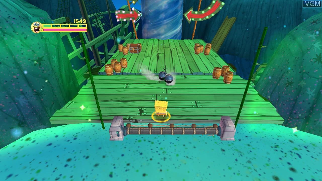 SpongeBob SquarePants - Plankton's Robotic Revenge
