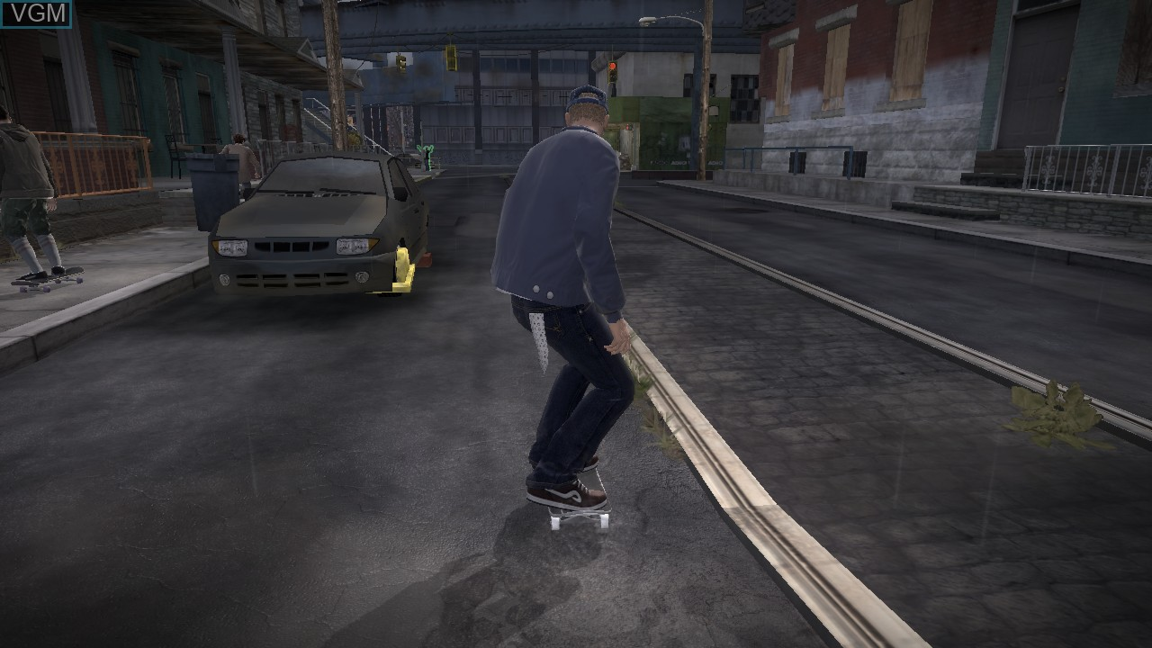 tony hawk proving ground pc download
