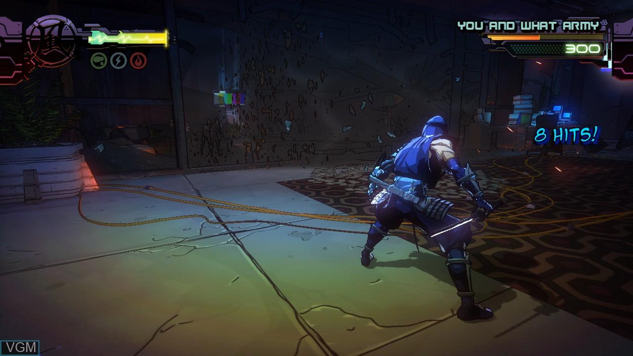 Yaiba - Ninja Gaiden Z