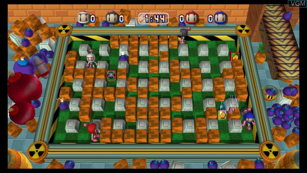Bomberman Live - Battlefest