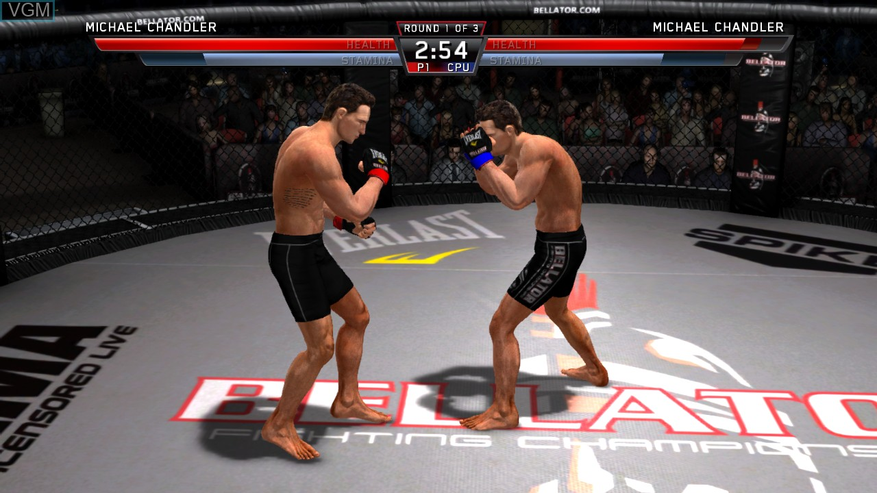 Bellator - MMA Onslaught