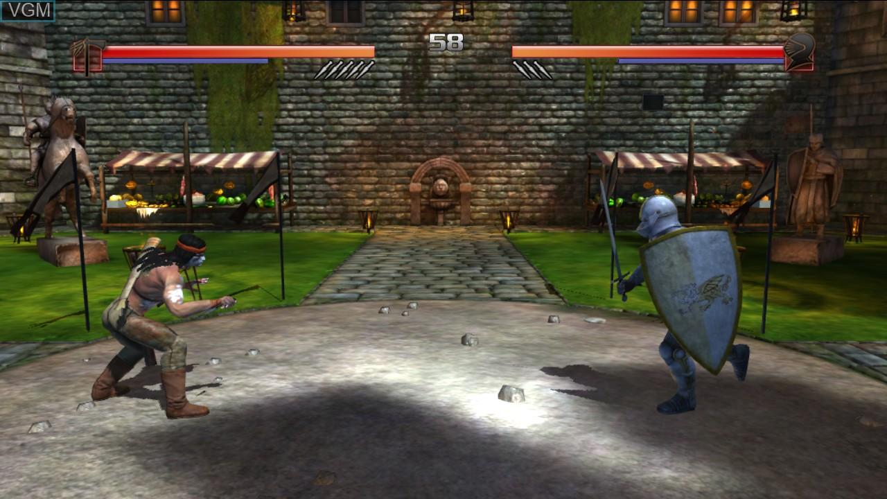 Deadliest Warrior - The Game