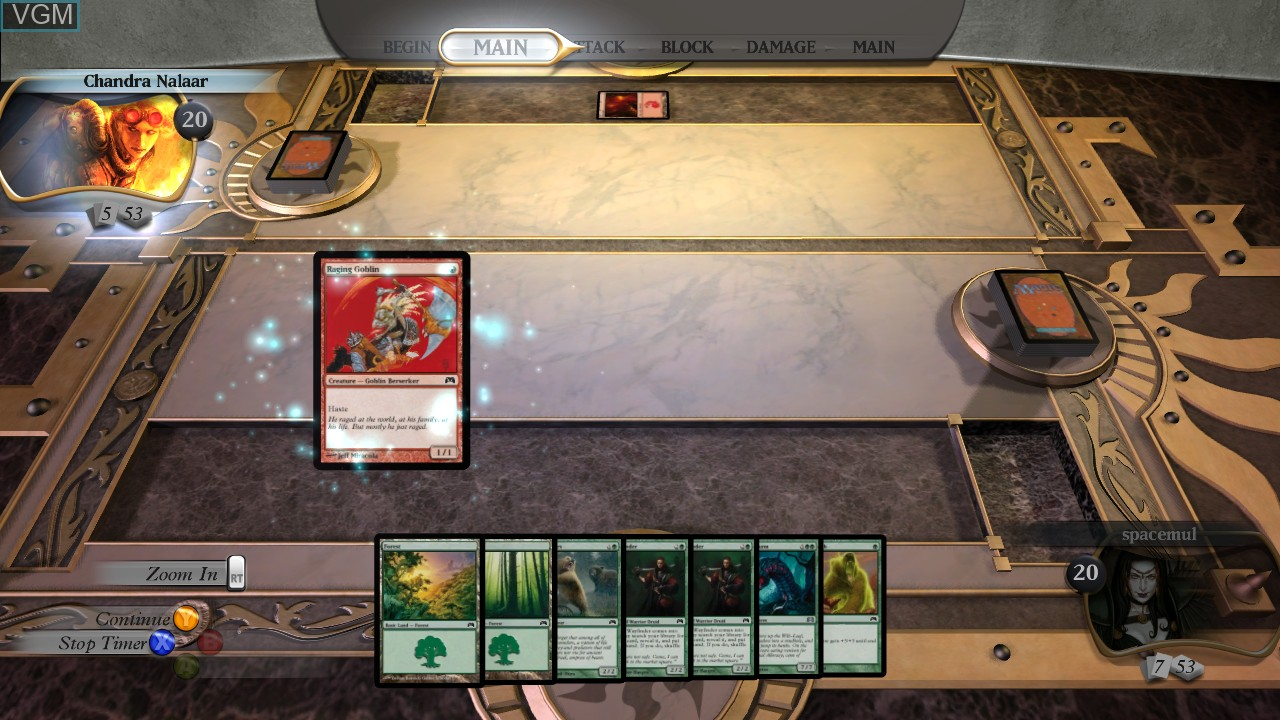 Magic - The Gathering - Duels of the Planeswalkers
