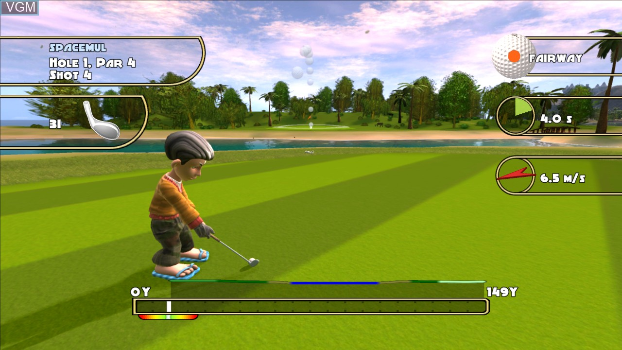 Golf - Tee It Up!